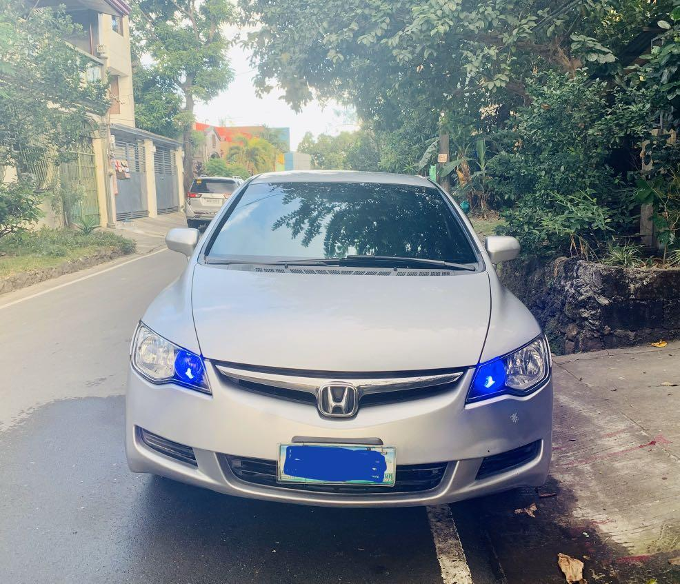 Honda Civic 1.8 VTI-S AT 2007 photo