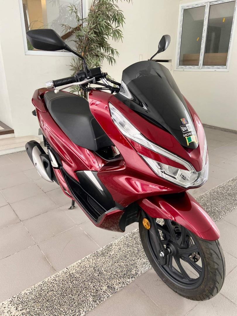 Honda PCX 150i ABS 2019 keyless photo