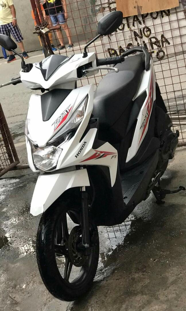 Honda Beat Fi v2 2018 photo