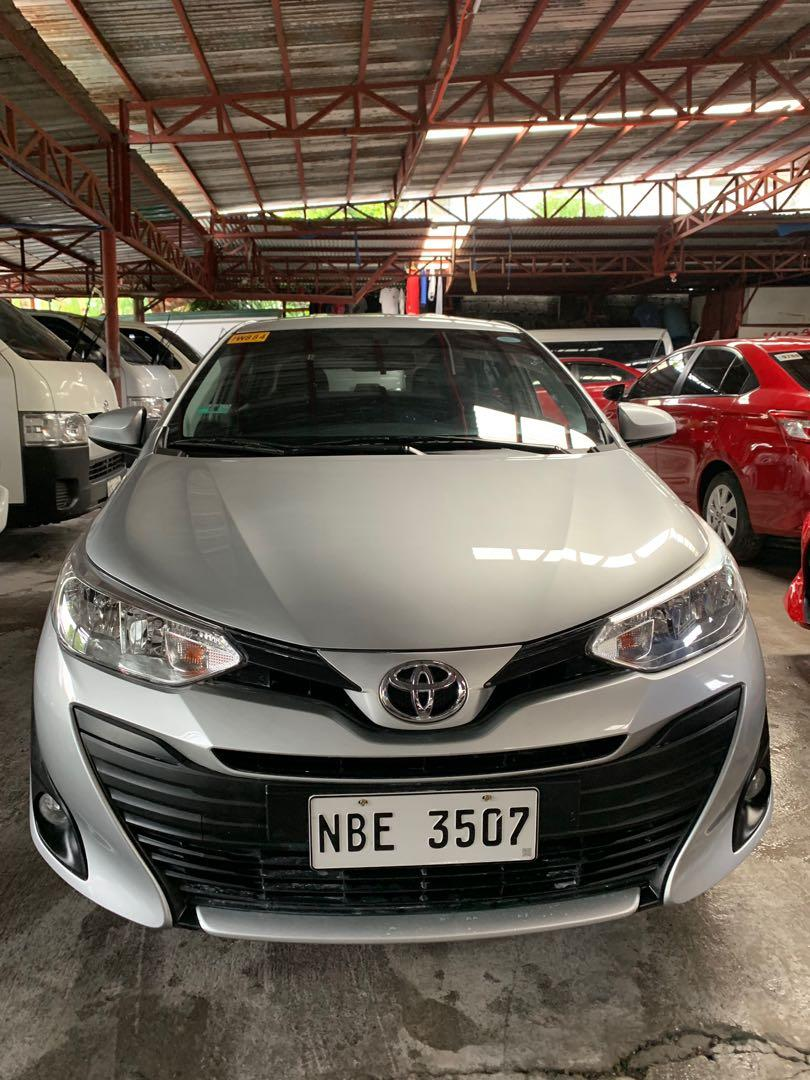 2018 Toyota Vios 1.3E Manual photo