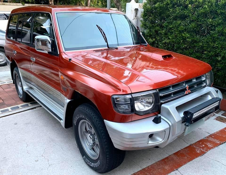 Mitsubishi PAJERO Diesel 4X2 AT 2007 photo