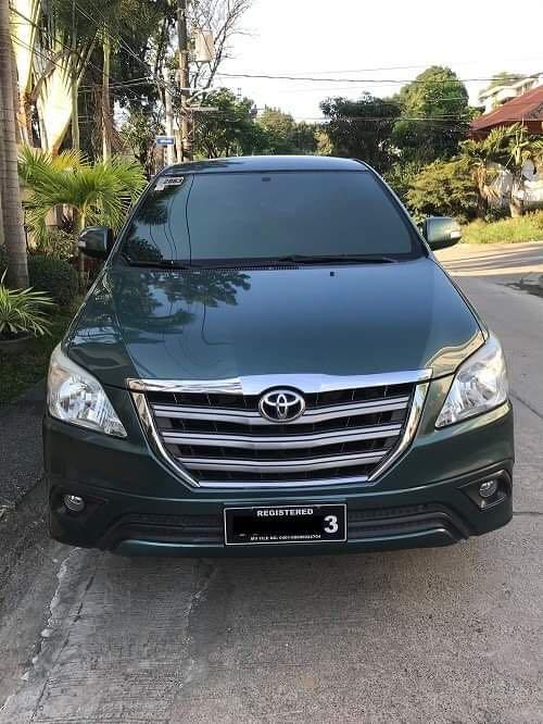 Toyota Innova 2.5 G AT 2015 photo