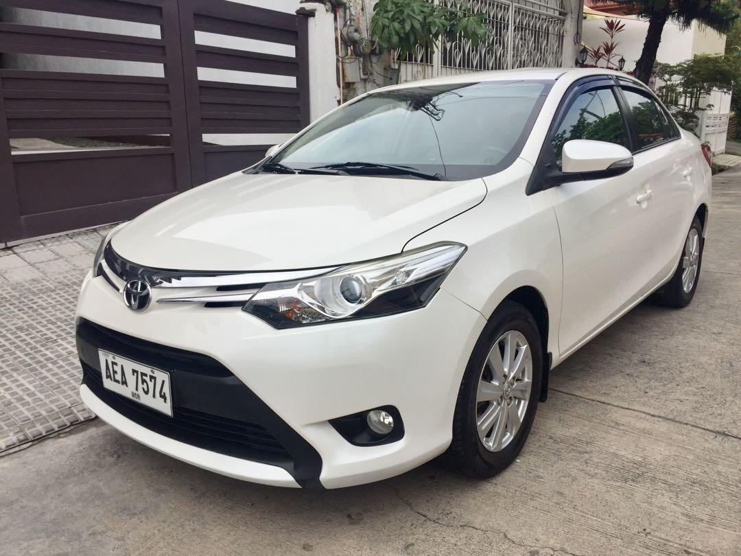 2015 Toyota Vios 1.5 G Auto photo