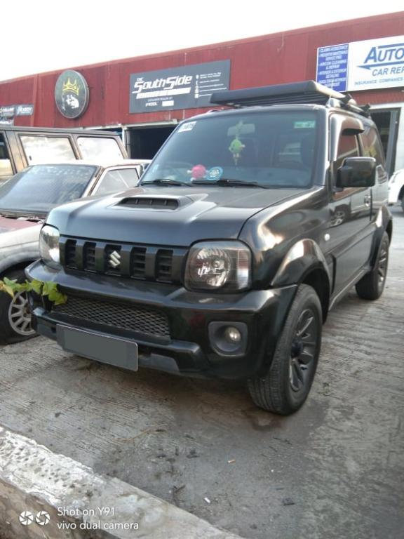Suzuki Jimny 1.3 (A) 2006 AT photo