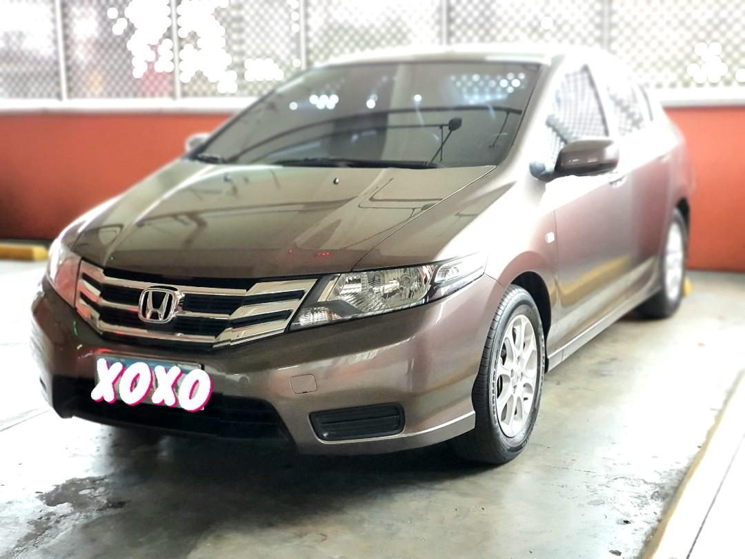 Honda City 2013 1.3 AT photo
