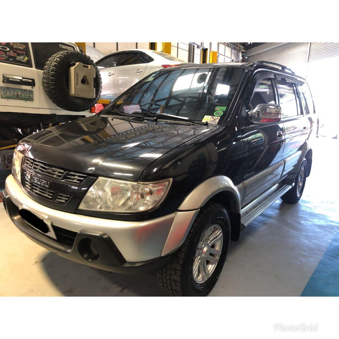 Isuzu Crosswind XUV 2.5 Turbo Diesel 2008 AT photo