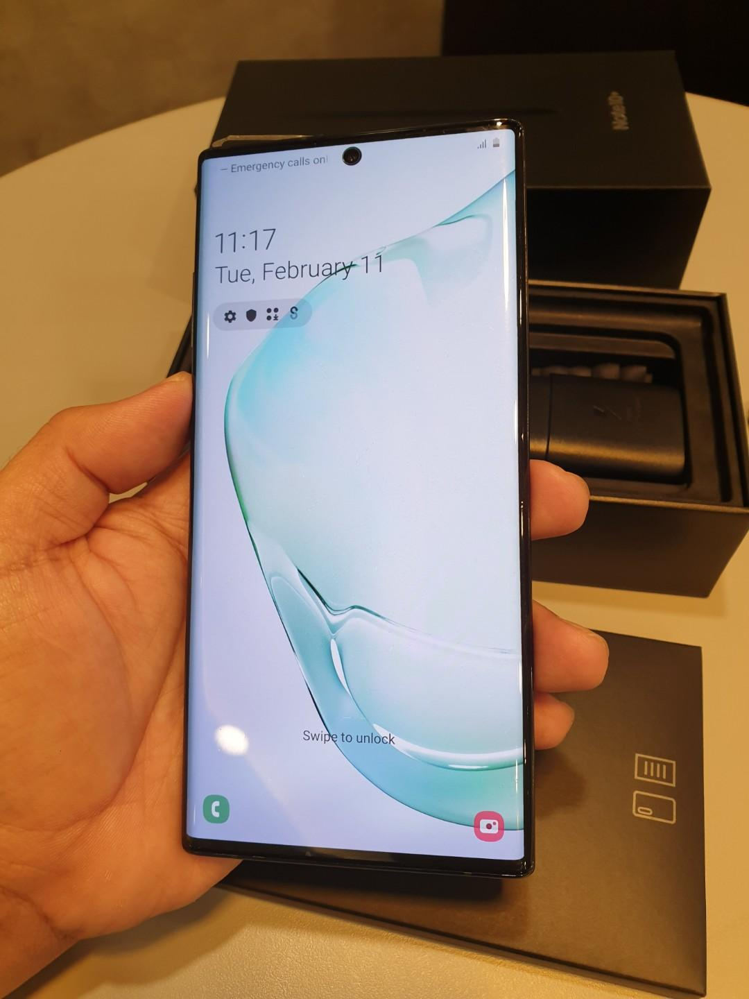 Samsung Note 10 Plus Duos 256GB Openline photo