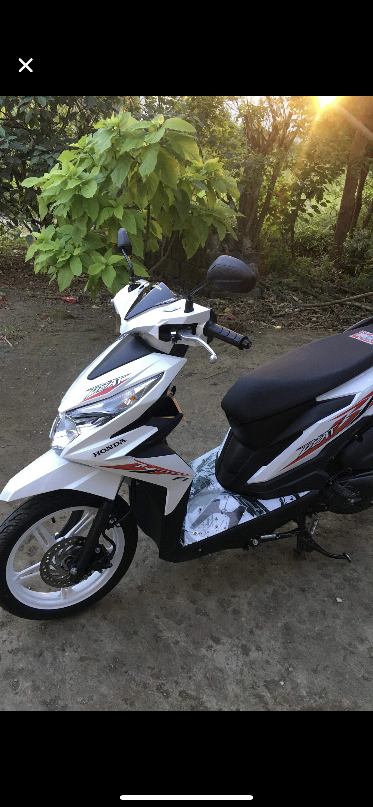 honda beat fiv2   50 k photo
