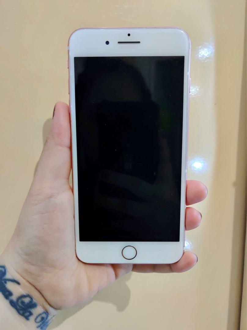iPhone 7 plus 128gb globelocked photo