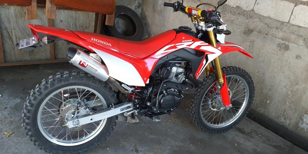 Honda crf 150L 2018 photo