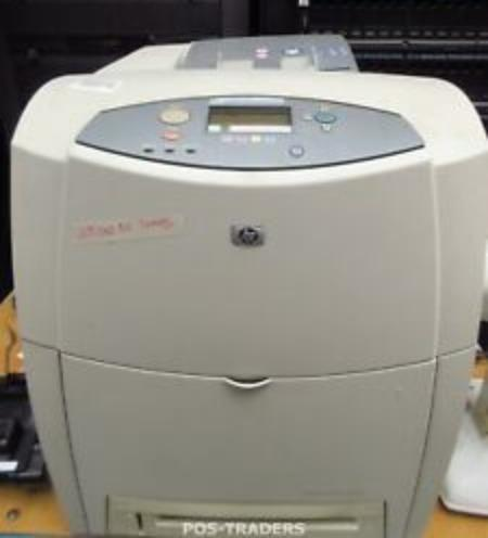 HP Color LaserJet 4600dtn /4600dn Printer photo