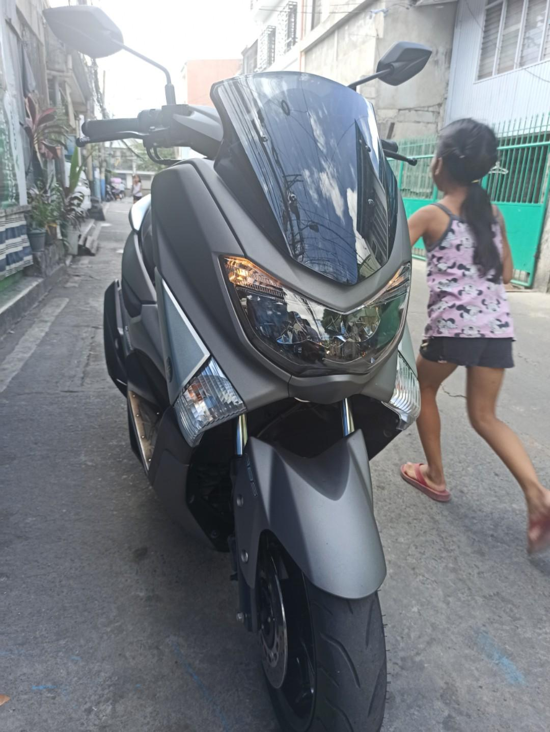 Yamaha Nmax Abs 2019 photo