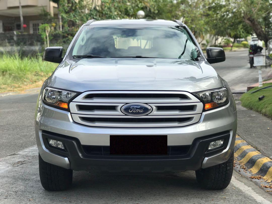 2016 Ford Everest Ambiente 2.2 AT photo