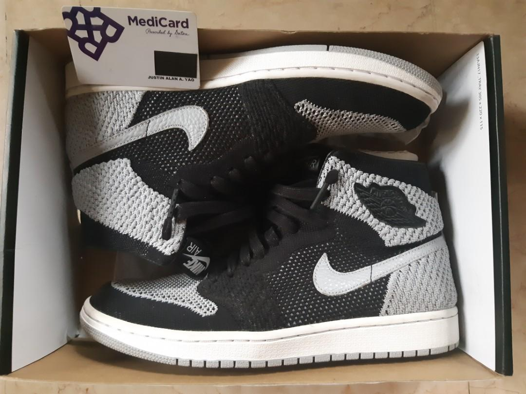 Jordan 1 High Flyknit Shadow photo