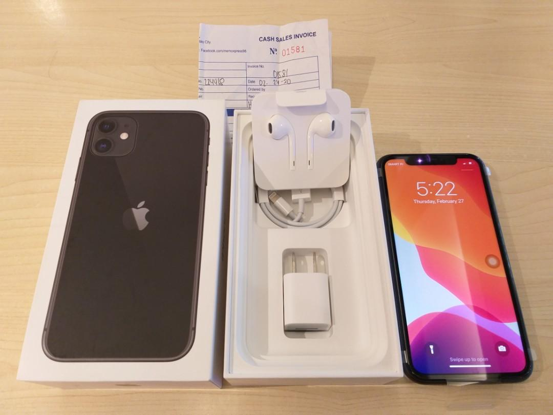 iPhone 11 128gb FU photo