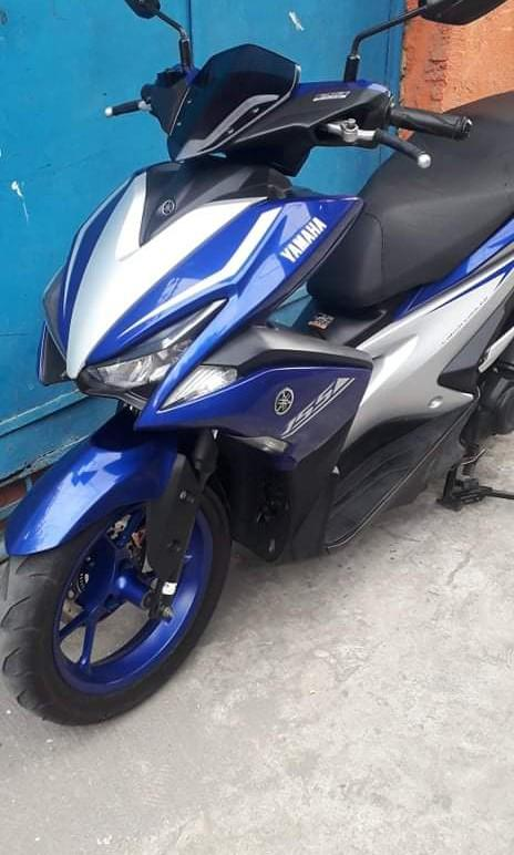 Yamaha Aerox  2019 photo