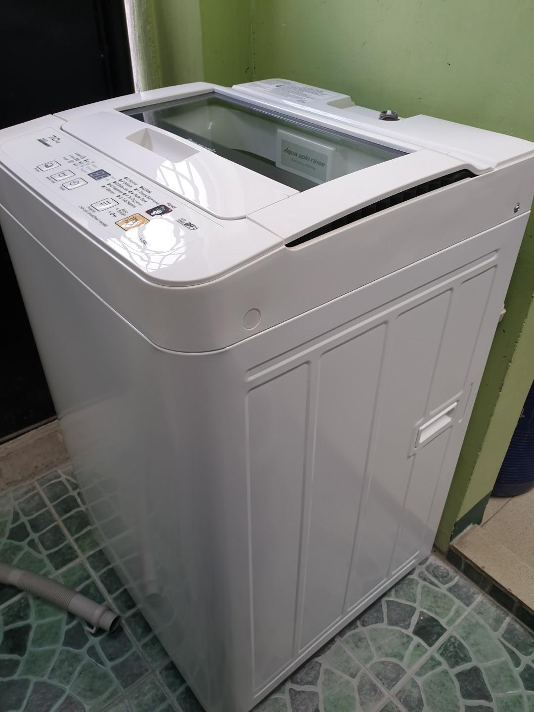 Panasonic Washing Machine photo