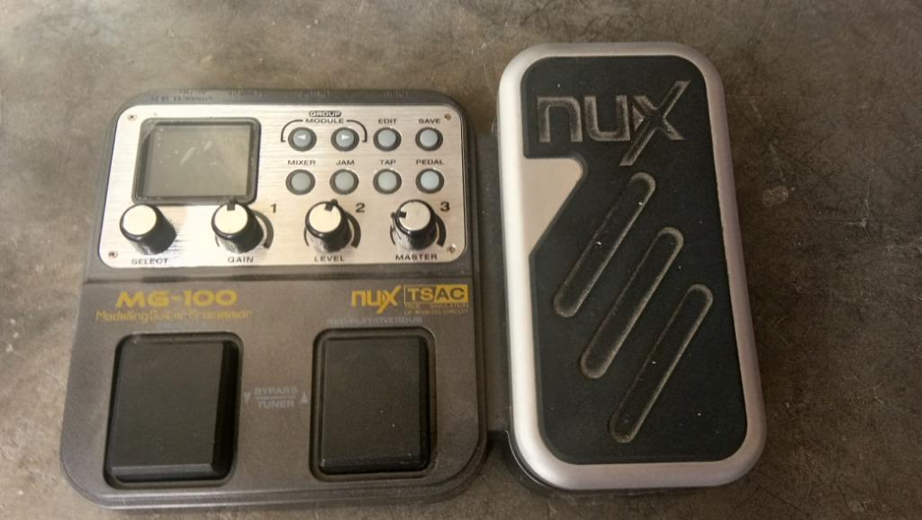 Nux MG-100 photo