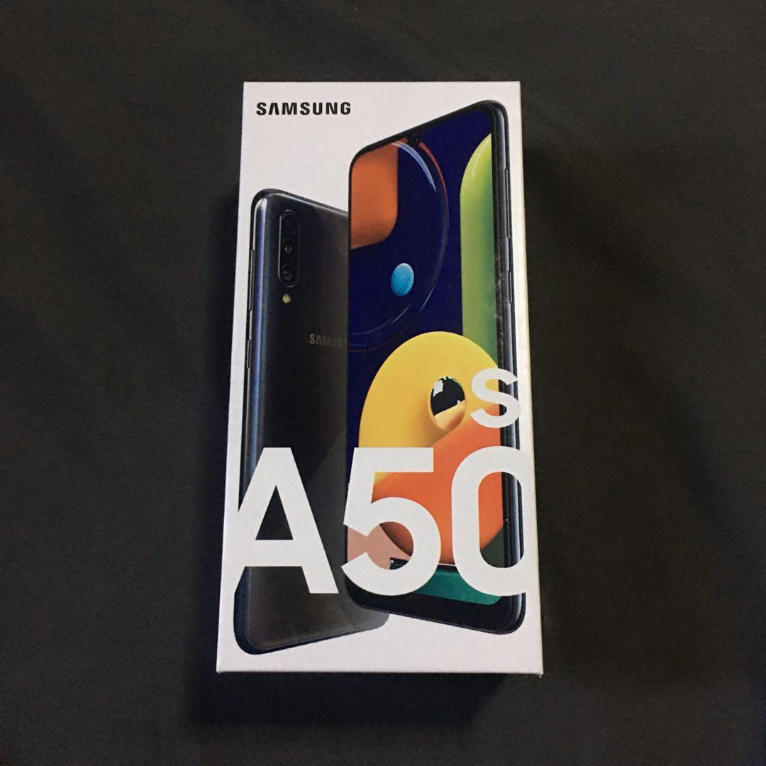 Samsung Galaxy A50s photo