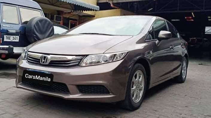 Honda Civic 1.8 AT 2013 photo