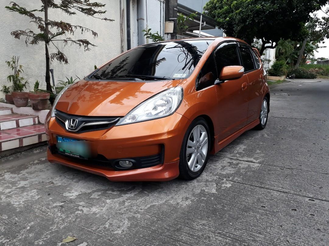 Honda Jazz 1.5 S i-VTEC AT photo