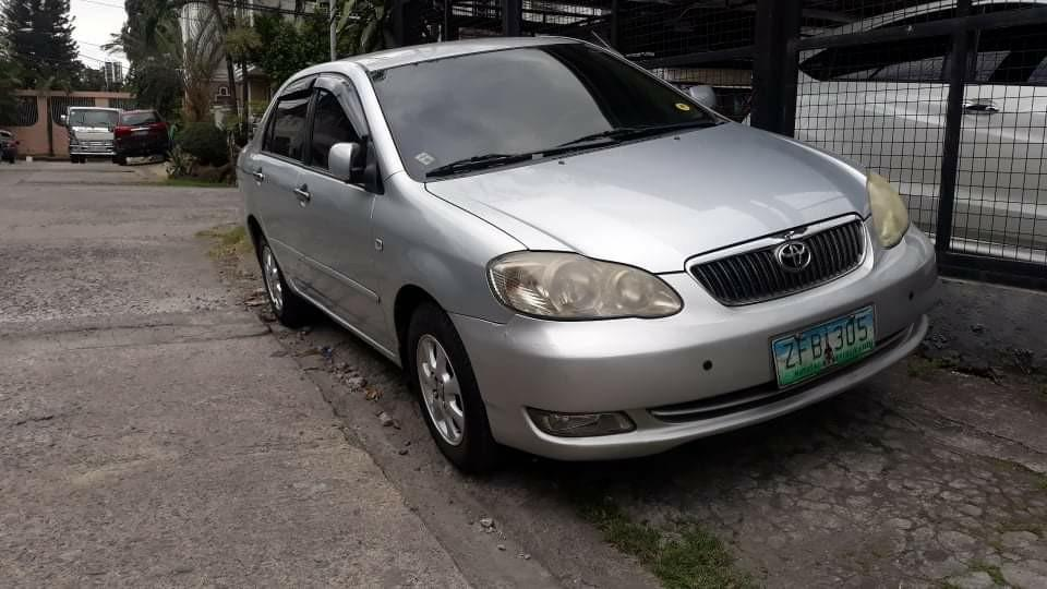 2007 Toyota Altis j photo
