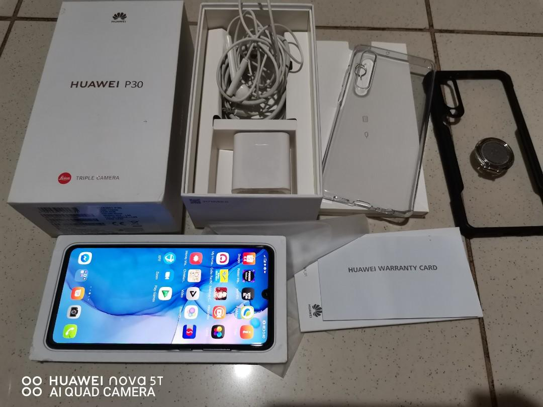 Huawei P30 8GB/128GB photo