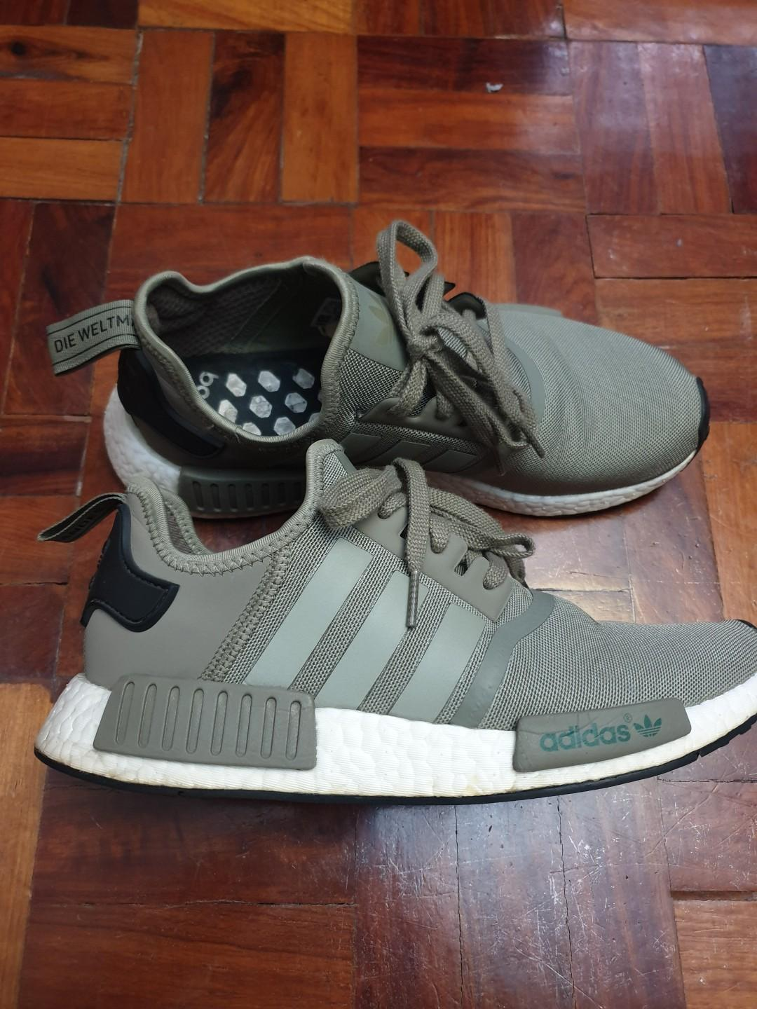 Adidas NMD 9.5 US photo
