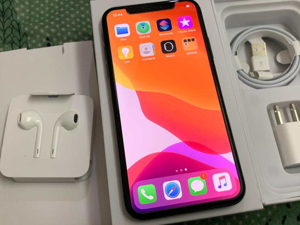 Apple iPhone X 64GB Globe locked photo
