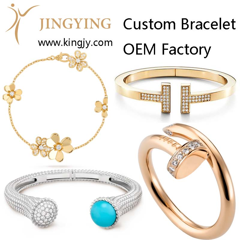 OEM jewelry 925 sterling silver rings factory photo