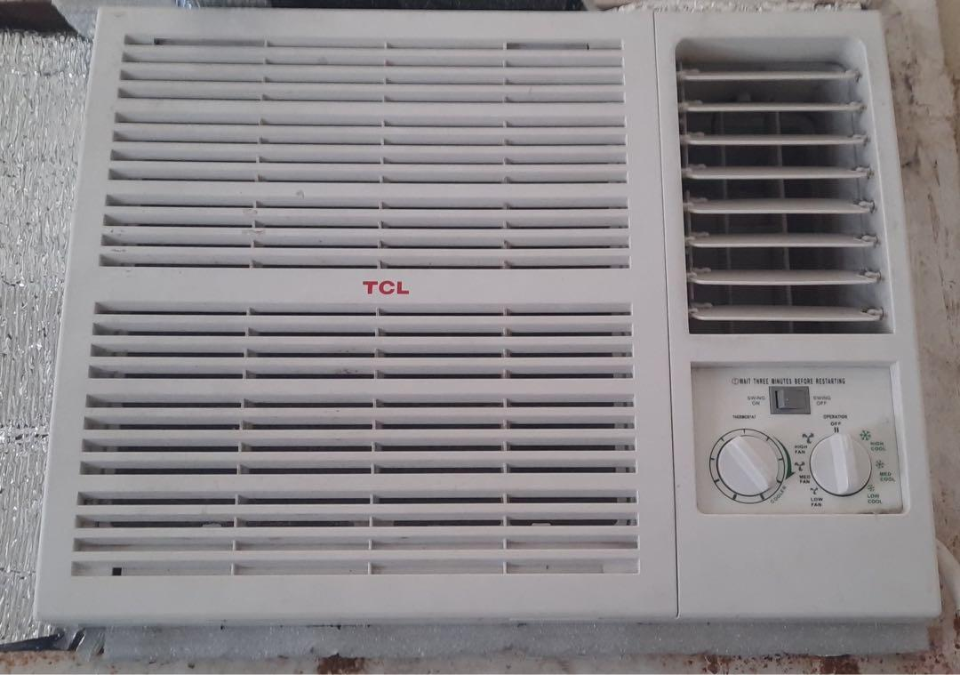 2017 TCL 1 HP Non inverter aircon photo