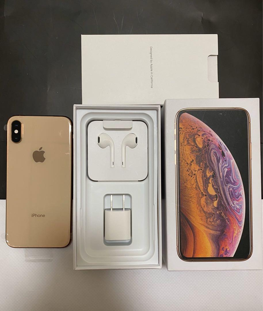 iPhone xs 256gb GOLD FU photo