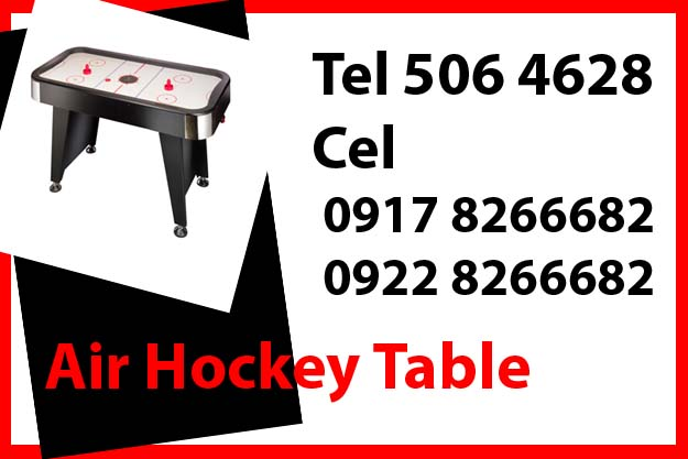 Air Hockey Table  Rent Hire Manila Philippines photo