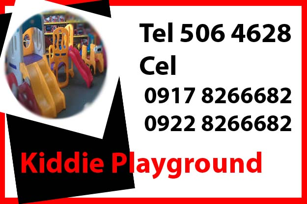 Kiddie Playground Rent Hire Manila Philippines photo