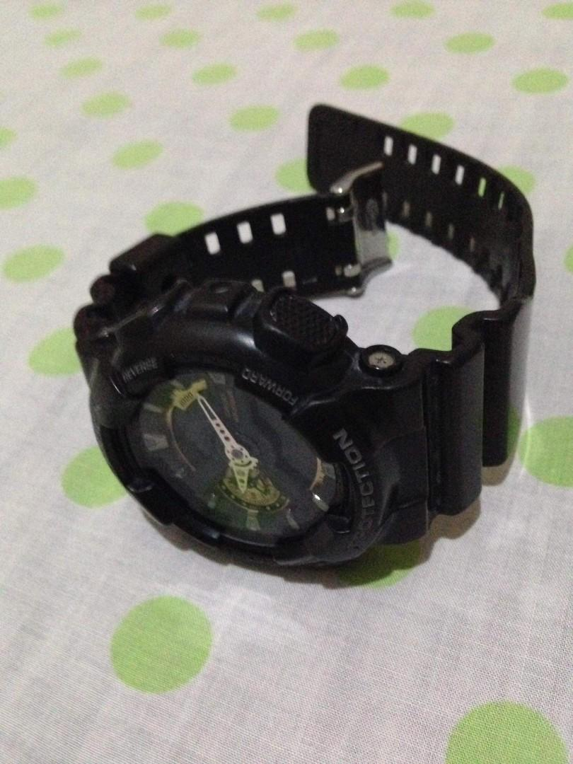 G shock black rose gold photo
