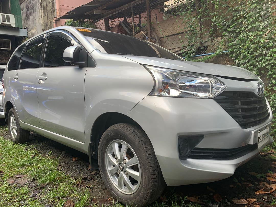 2019 Toyota Avanza 1.3 E Silver Manual photo
