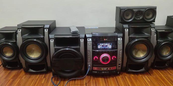 LG Home Theater Mini HIFi photo