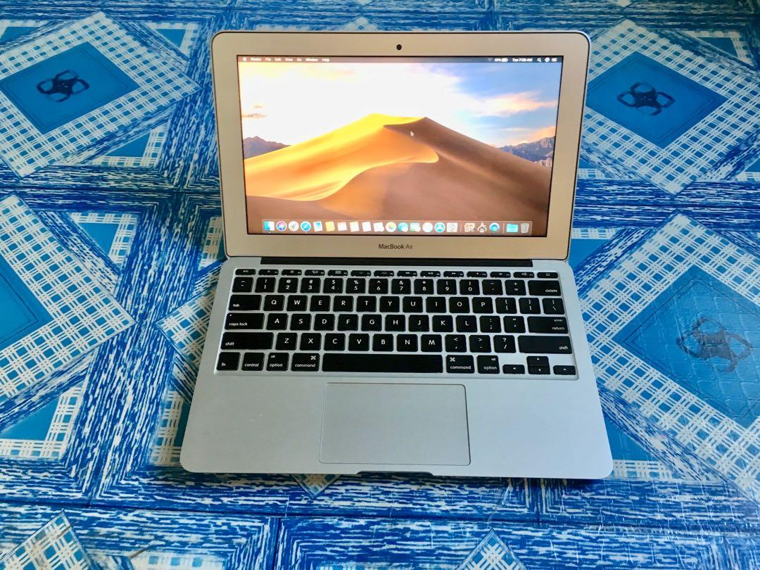 Macbook Air (11-inch, mid 2012) 4GB/128GB SSD photo