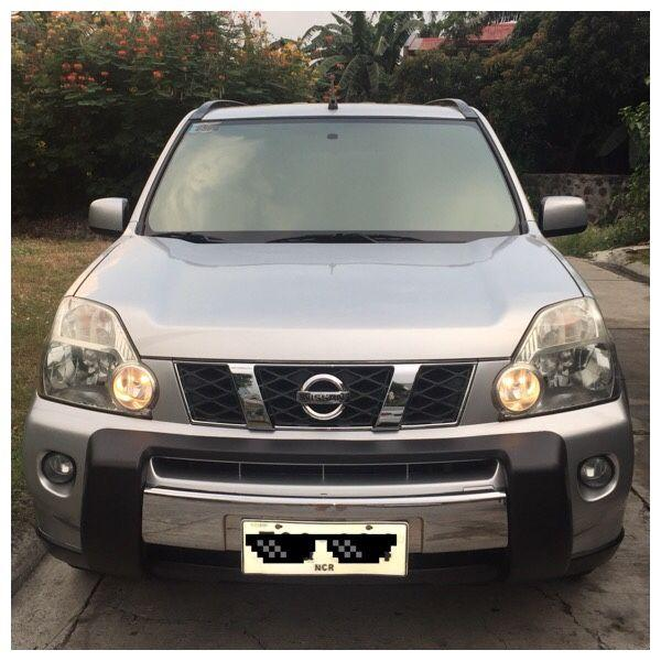 Nissan XTrail fresh unit photo