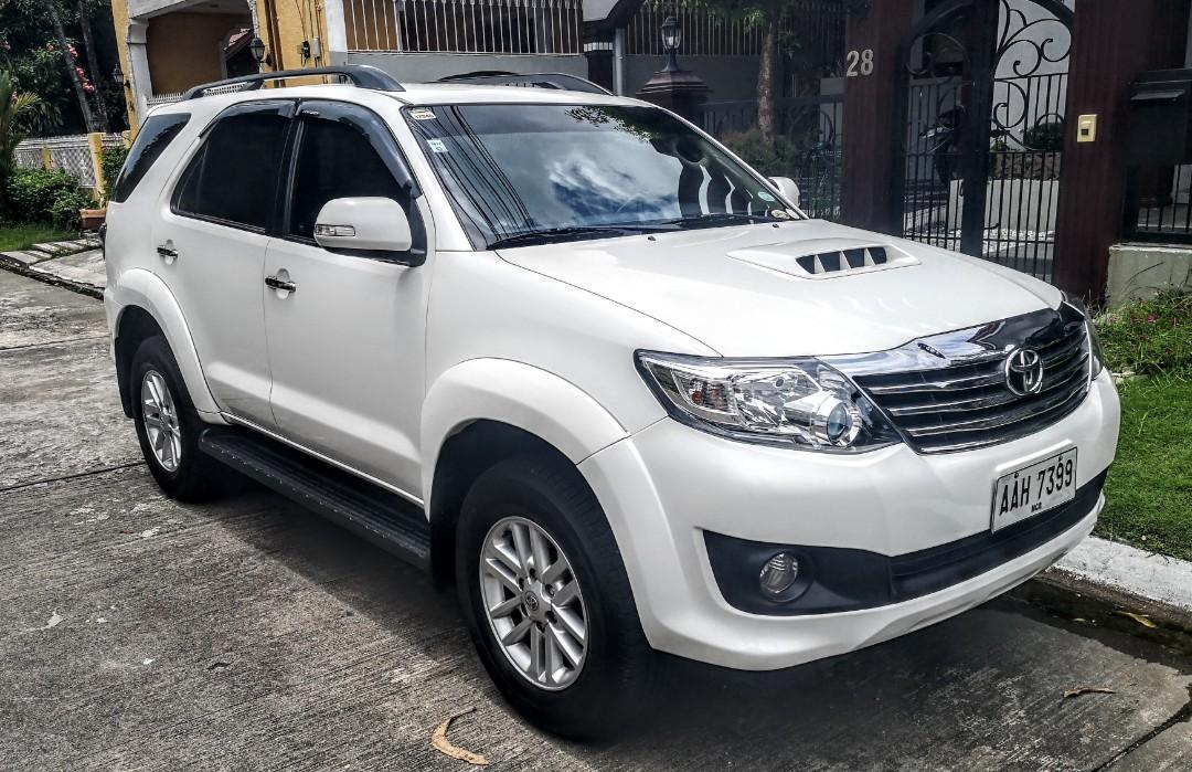 Toyota Fortuner G 2.5 Diesel AT 2014 photo