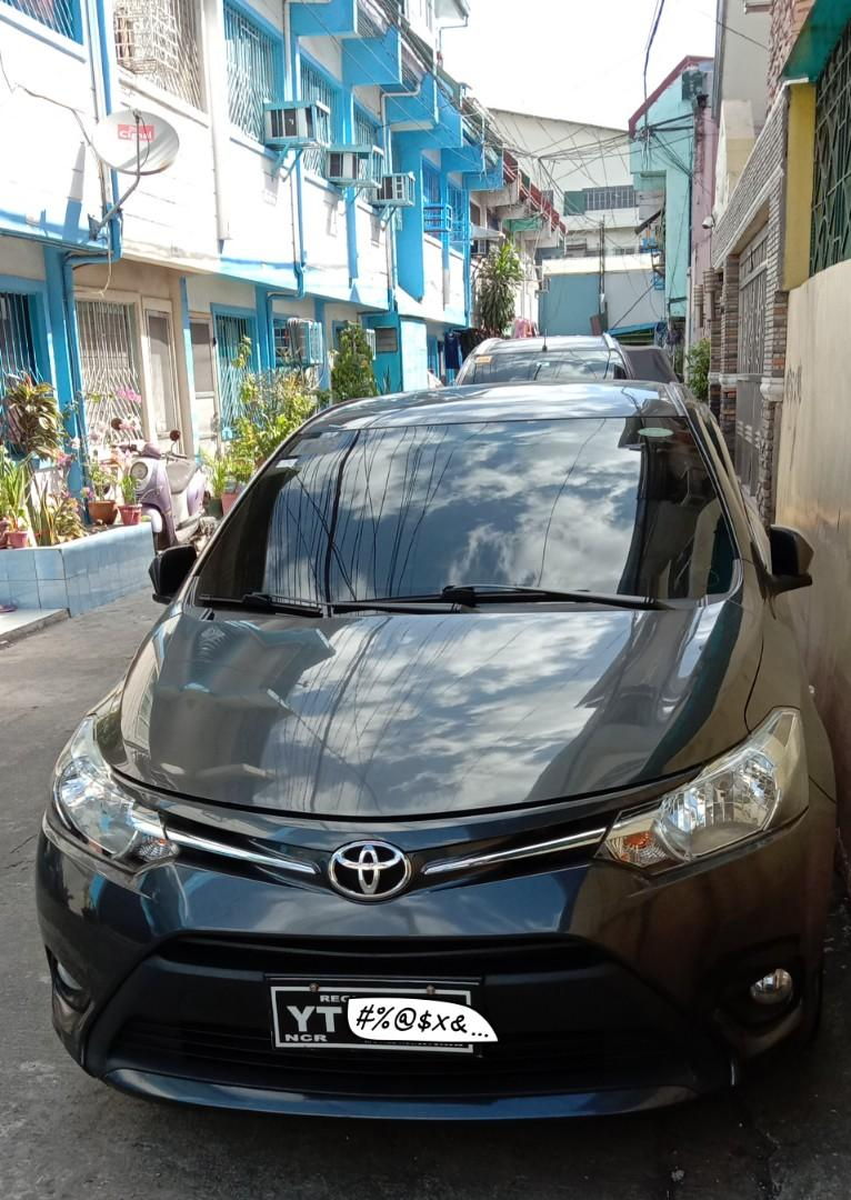 Toyota Vios 1.3 E GAS AT photo