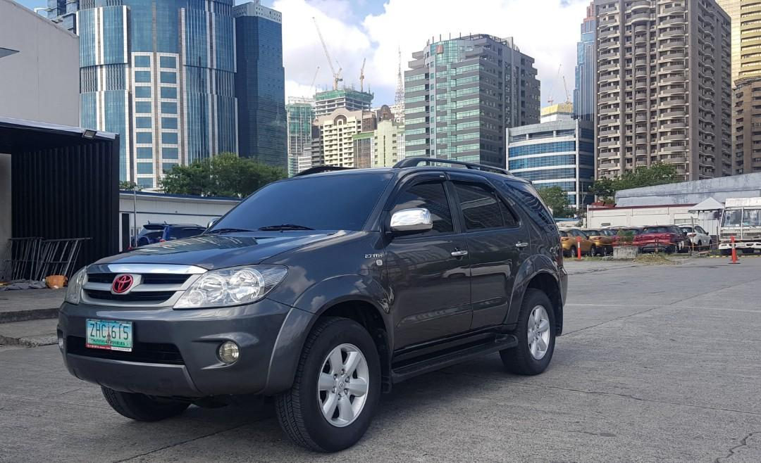 Toyota Fortuner 2.7 7 Seater AT photo