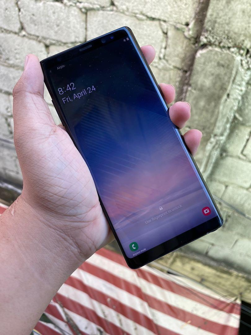 Samsung Galaxy Note 8 64gb korean variant openline  photo