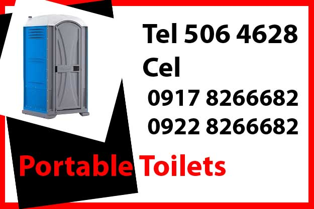 Portable Toilet Rent Hire Manila Philippines photo