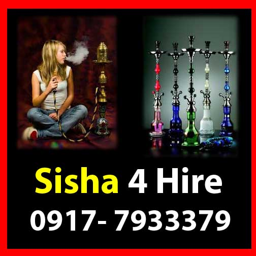 Shisha Lounge Rent Hire Manila Philippines photo