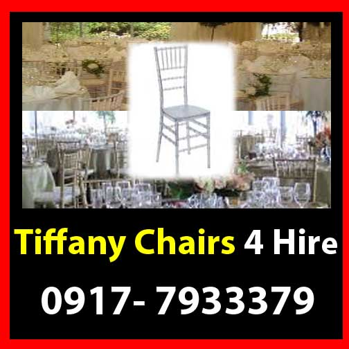 Tiffany Chairs Rent Hire Manila Philippines photo