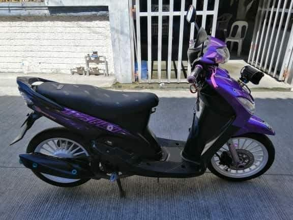 Yamaha Mio Sporty 2012 photo