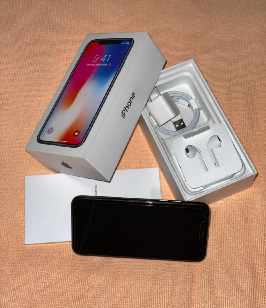 Iphone X 64gb Factory Unlocked photo