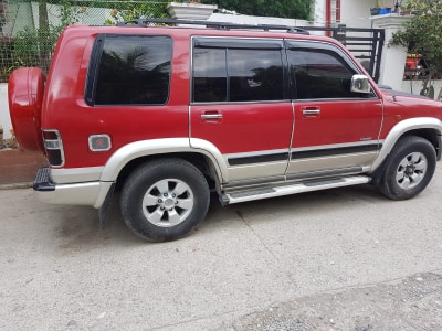 Isuzu TROOPER  2003 photo