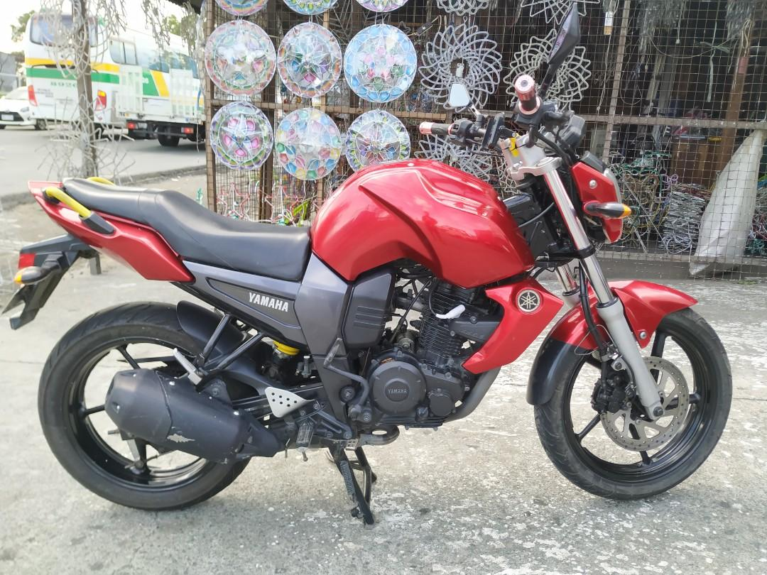 Yamaha Fz16 2012 Model photo